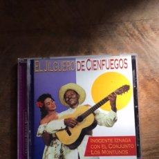 CDs de Música: EL JILGUERO DE CIENFUEGOS. Lote 180899293