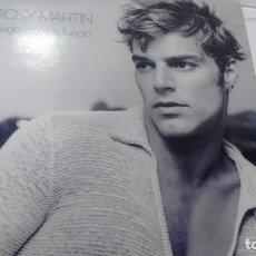 CDs de Música: CD-SINGLE -PROMOCION- DE RICKY MARTIN . Lote 180910011