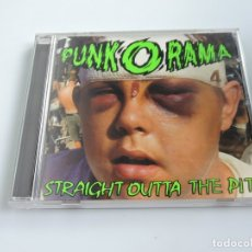 CDs de Música: PUNK O RAMA 4 STRAIGHT OUTTA THE PIT CD. Lote 180913010