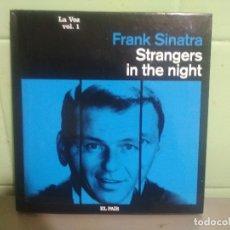 CDs de Música: FRANK SINATRA - STRANGERS IN THE NIGHT (CD DISCOLIBRO 69 PÁGS. 2008, EL PAIS, LA VOZ VOL.1) PEPETO. Lote 180924346