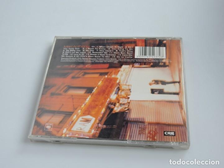 CDs de Música: MARC ANTHONY CD - Foto 2 - 180929108