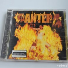 CDs de Música: PANTERA - REINVENTING THE STEEL CD. Lote 180930241