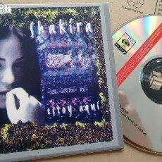 CDs de Música: CD-SINGLE -PROMOCION- DE SHAKIRA . Lote 180944858