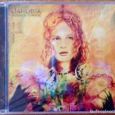 CDs de Música: JANUBIA : MOTHER TONGUE [USA 2004] CD. Lote 180961363