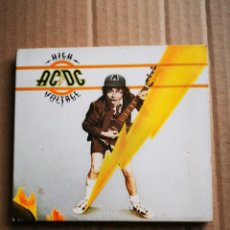 CDs de Música: AC/DC - HIGH VOLTAGE CD DIGIPACK 2003. Lote 180962262