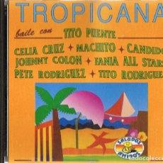 CDs de Música: TROPICANA . Lote 180970951