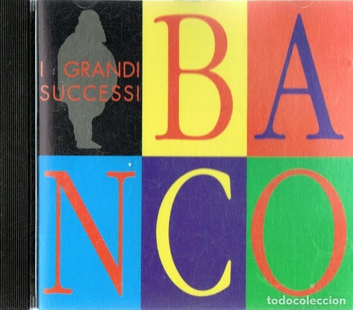 BANCO I GRANDI SUCCESSI (Música - CD's World Music)