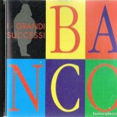 CDs de Música: BANCO I GRANDI SUCCESSI . Lote 180972112