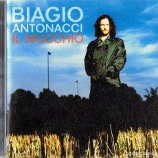 CDs de Música: BIAGIO ANTONACCI IL MUCCHIO . Lote 180972752