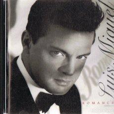 CDs de Música: LUIS MIGUEL ROMANCES (CD). Lote 180973416