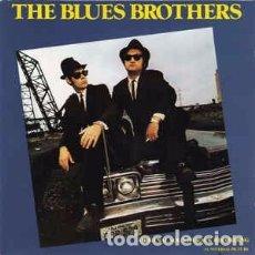 CDs de Música: THE BLUES BROTHERS - THE BLUES BROTHERS (ORIGINAL SOUNDTRACK RECORDING) (CD, ALBUM, RE) LABEL:ATLAN. Lote 180974763
