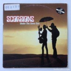 CDs de Música: SCORPIONS CD PROMO UNDER THE SUN ( EDIT) SHIP OF FOOLS. Lote 180976387