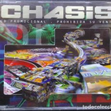 CDs de Música: CHASIS CD, MAXI-SINGLE, COMPILATION, PARTIALLY MIXED, PROMO CD, MAXI-SINGLE 1997-6 TEMAS. Lote 180983878