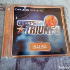 CDs de Música: CD DE OPERACIÓN TRIUNFO. Lote 181015012