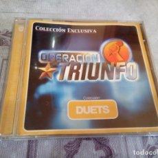 CDs de Música: CD DE OPERACIÓN TRIUNFO. Lote 181015578