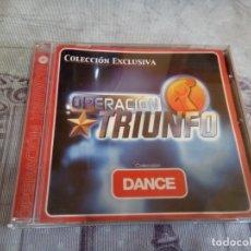 CDs de Música: CD DE OPERACIÓN TRIUNFO. Lote 181016027