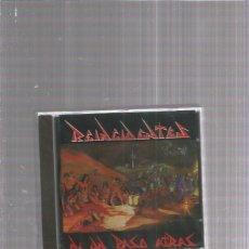 CDs de Música: REINCIDENTES NI UN PASO ATRAS. Lote 181022093