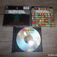 CDs de Música: BOB MARLEY & THE WAILERS - SURVIVAL. Lote 181027901