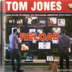 CDs de Música: TOM JONES RELOAD (CD). Lote 181032461