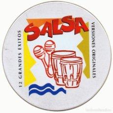 CDs de Música: SALSA VERSIONES ORIGINALES (CD). Lote 181033295