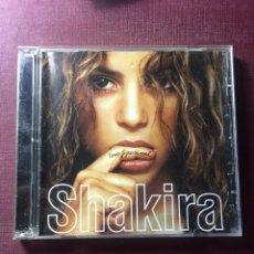 CDs de Música: SHAKIRA: TOUR FIJACIÓN ORAL.(CD+DVD).. Lote 181080382