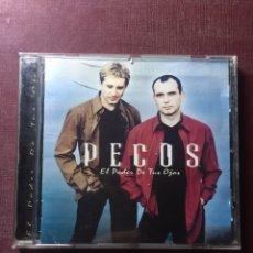 CDs de Música: PECOS : EL PODER DE TUS OJOS.. Lote 181080795