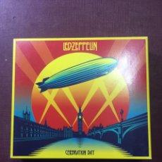 CDs de Música: LED-ZEPPELIN:CELEBRATION DAY.(2CD+2DVD).. Lote 181082086