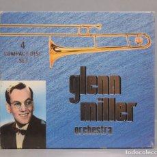 CDs de Música: 4 CD. GLENN MILLER ORCHESTRA. Lote 181082136