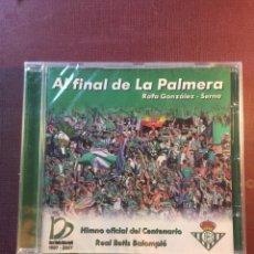 CDs de Música: HIMNO AL FINAL DE LA PALMERA,(PRECINTADA).. Lote 181084600