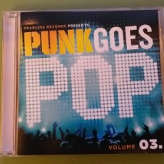 CDs de Música: FEARLESS RECORDS CD PUNK GOES POP 3 + 5 € ENVIO C.N. Lote 181084832