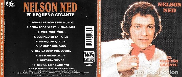 NELSON NED - EL PEQUEÑO GIGANTE (Música - CD's Latina)