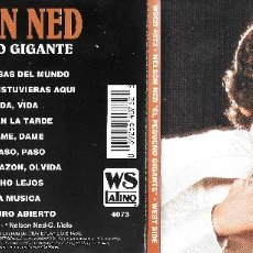 CDs de Música: NELSON NED - EL PEQUEÑO GIGANTE. Lote 181093147