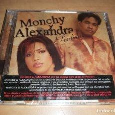 CDs de Música: MONCHY Y ALEXANDRA CD/ DVD PERDIDOS ,2005 MUSICA BACHATA *NUEVO Y PRECINTADO* (COMPRA MINIMA 15 EUR). Lote 181095081