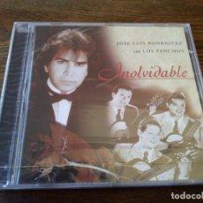 CDs de Música: JOSE LUIS RODRIGUEZ EL PUMA CON LOS PANCHOS - INOLVIDABLE - SONY EPIC AÑO 1997 - PRECINTADO. Lote 181102820
