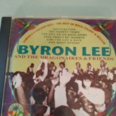 CDs de Música: BYRON LEE AND THE DRAGONAIRES & VARIOUS – JAMAICA'S GOLDEN HITS - THE BEST OF ROCK STEADY & REGGAE. Lote 181105223