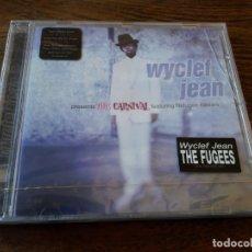 CDs de Música: WYCLEF JEAN ( THE FUGEES ) - THE CARNIVAL - SONY AÑO 1997 PRECINTADO. Lote 181106483