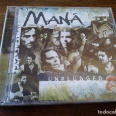 CDs de Música: MANA - UNPLUGGED - CD ORIGINAL WARNER MUSIC AÑO 1999 - PRECINTADO. Lote 181106967