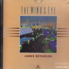CDs de Música: JAMES REYNOLDS - THE MIND'S EYE CD ALBUM 1991. Lote 181118692