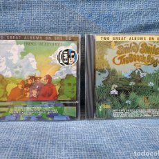 CDs de Música: THE BEACH BOYS - FRIENDS Y 20/20 - DOS GRANDES ALBUMES EN UN CD (CON BONUS TRACKS) COMO NUEVO. Lote 181129127