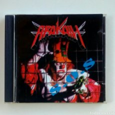 CDs de Música: ARAKAIN - S.O.S.,POPRON, 1996. CZECH REPUBLIC.. Lote 181131500