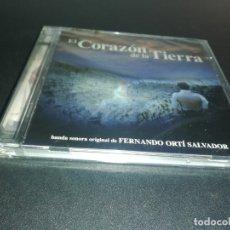CDs de Música: B. S. O. FERNANDO ORTI SALVADOR, EL CORAZÓN DE LA TIERRA . Lote 181160041