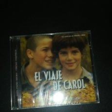 CD de Música: B. S. O. EL VIAJE DE CAROL, BINGEN MENDIZABAL. Lote 181160070