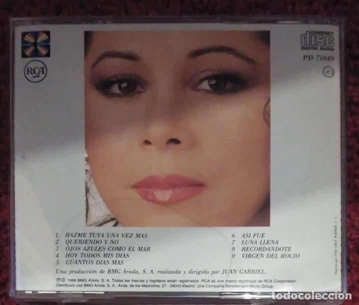 CDs de Música: ISABEL PANTOJA (DESDE ANDALUCIA) CD 1988 1ª Edición - Foto 2 - 181184271