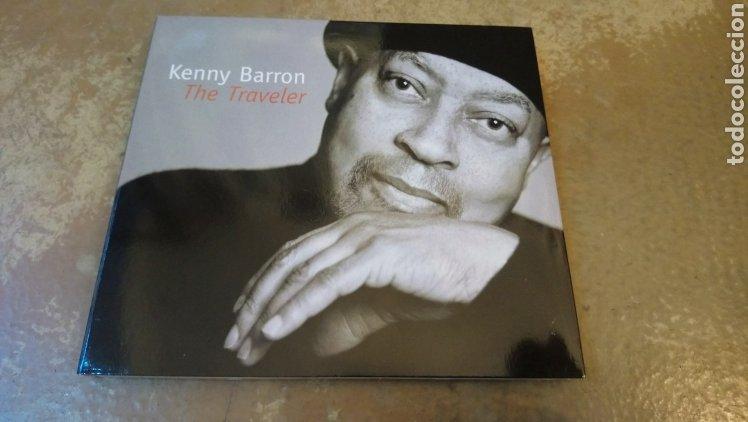 KENNY BARRON–THE TRAVELER - CD DIGIPACK PERFECTO ESTADO. JAZZ CONTEMPORÁNEO. (Música - CD's Jazz, Blues, Soul y Gospel)
