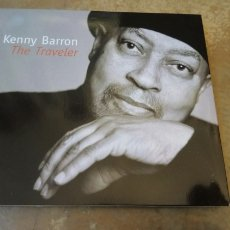 CDs de Música: KENNY BARRON ‎– THE TRAVELER - CD DIGIPACK PERFECTO ESTADO. JAZZ CONTEMPORÁNEO.. Lote 181199376