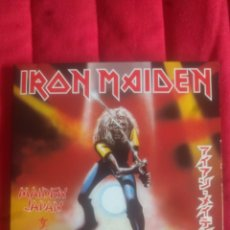 CDs de Música: IRON MAIDEN MAIDEN JAPAN DIGIPACK PROMOCIONAL. Lote 181335865