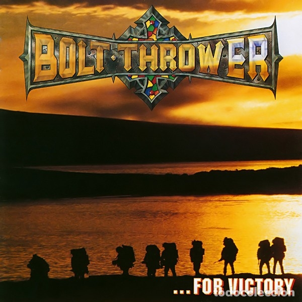 BOLT THROWER - ...FOR VICTORY (Música - CD's Heavy Metal)