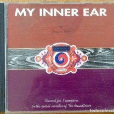 CDs de Música: JØRGEN TELLER : MY INNER EAR [DNK 1993] CD. Lote 181356483