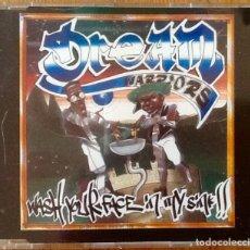 CDs de Música: DREAM WARRIORS : WASH YOUR FACE ON MY SINK [DEU 1990] MX-CD. Lote 181368398