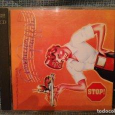 CDs de Música: AMERICAN GRAFFITI - BANDA SONORA ORIGINAL - MCA RECORDS DOBLE CD COMPLETO - EN EXCELENTE ESTADO. Lote 181422357
